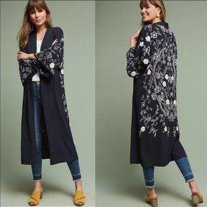 Anthropologie Tops - Anthropologie Floreat Petunia Kimono